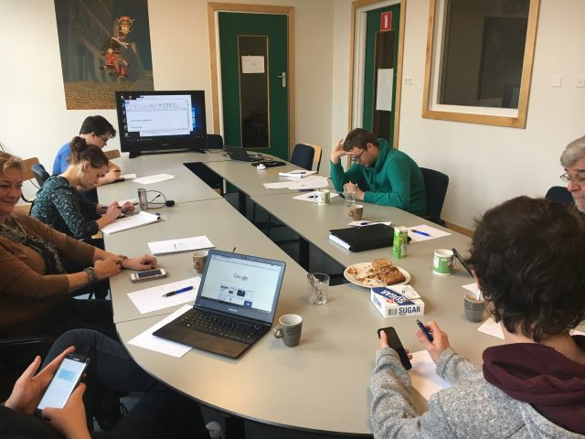 Mini-Hackathon testen DayMate groot succes!